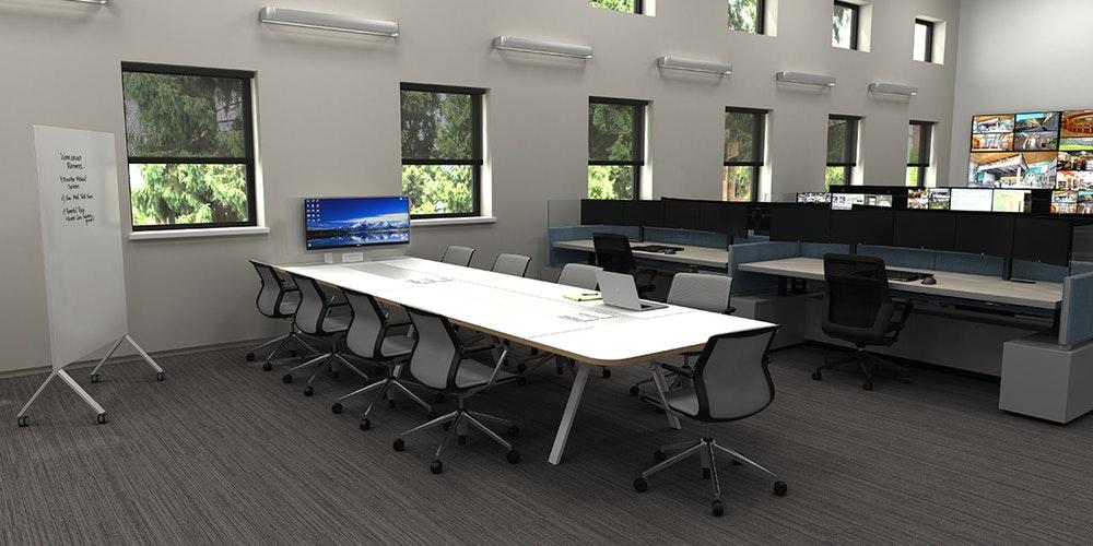 Inline Desks